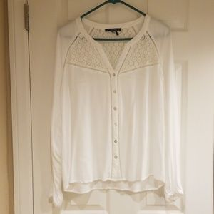 Forever 21 long sleeved blouse
